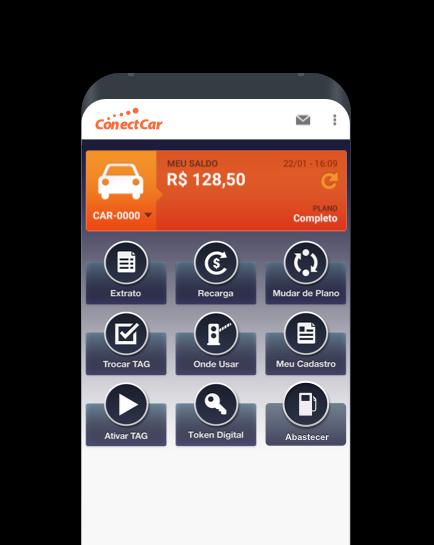 Aplicativo ConectCar
